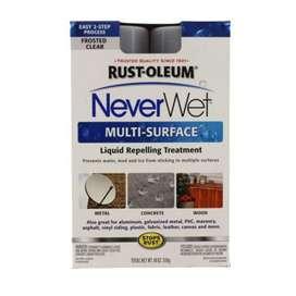 Capa Hidrofóbica Multiuso Spray Never Wet Transparente
