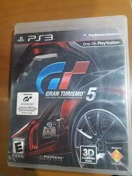 Gran Turismo 5 Ps3 Físico