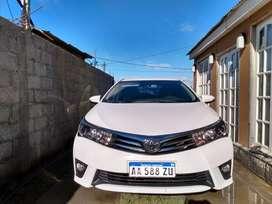 Vendo Toyota Corolla xei