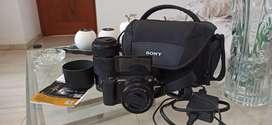 Cámara Sony Alpha 5100 APSC