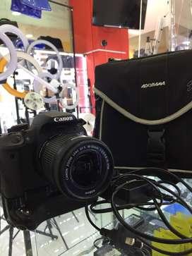 Camara Canon T5 i