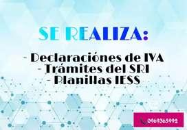 DECLARACIONES DE IVA