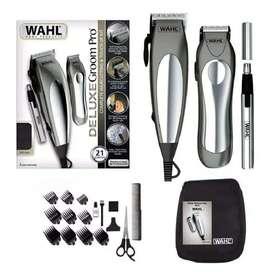 Kit de peluquería wahl deluxe