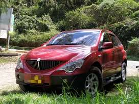 Ssangyong Actyon turbo Diesel