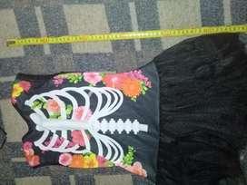 Disfraz de Calaverita Mexicana Nuevo
