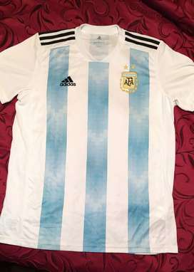 Camiseta argentina Adidas original 2018