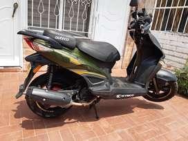 Se vende motocicleta en excelente estado unica dueña