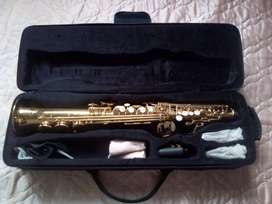 Saxofón Soprano (CONDUCTOR)