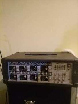Vendo consola potenciada 200 wats
