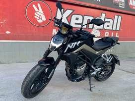 Se vende Moto, Nk 300 en perfecto estado de funcionamiento, poco tiempo de uso, matrícula y papeles al día. ÚNICO DUEÑO.