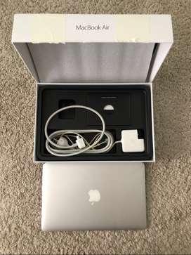 MacBook Air 11 pulgadas + Magic Trackpad 2