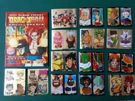 Album Dragon Ball Enciclopedia