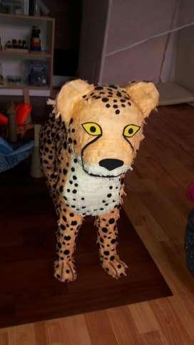 Piñata Guepardo