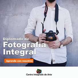 Curso de Integral de Fotografía