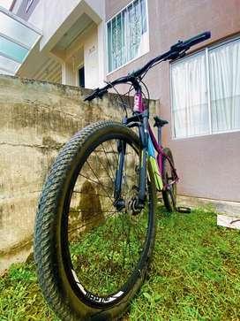 Se vende Bicicleta Femenina