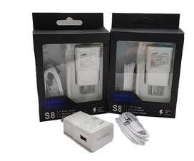 cargador y Cable Original samsung J4 J4 Plus J4 Core 5v 2a