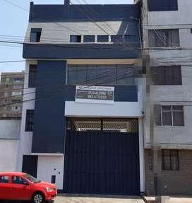 ALQUILER DE EDIFICIO COMERCIAL EN PUEBLO LIBRE