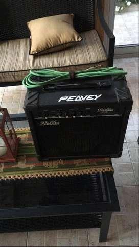 Amplificador Roller G15 + Cable para guitarra