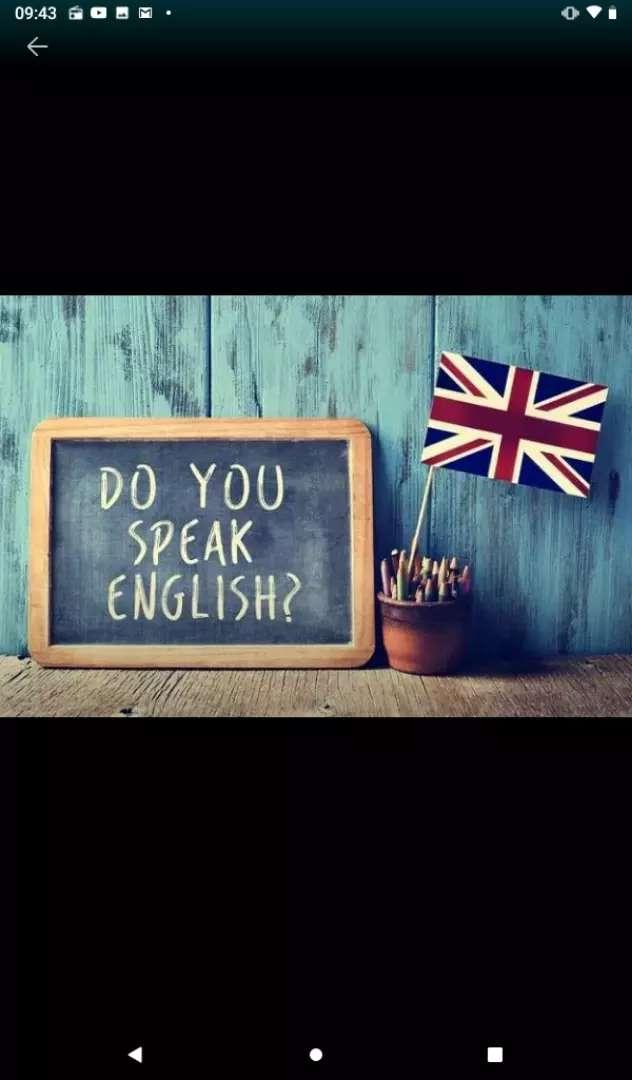 Doy clases de inglés a domicilio 0