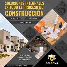 Planos para construcción