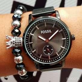 En venta reloj nuevo marca Fossil para mujeres