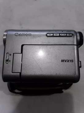 Filmadora Canon de caset