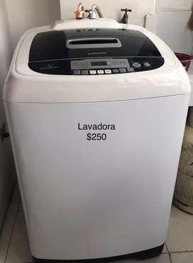 Lavadora 15kg