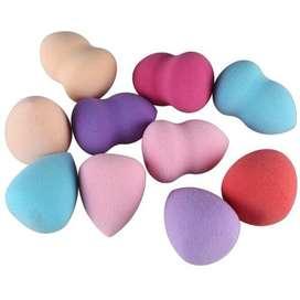 Esponjas De Maquillaje Beauty Blender Pequeña Difumina