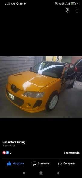 Peugeot deportivo