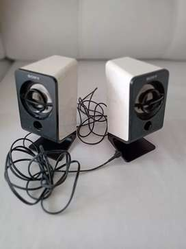 Parlantes SONY SRS-A201