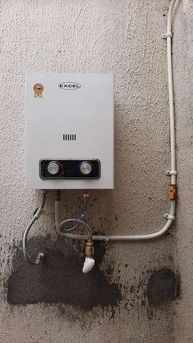 Mantenimiento de calentadores