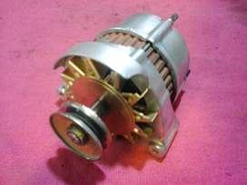 Alternador de volkswagen gol, saveiro, etc. motor 1.6, 1.9 diesel