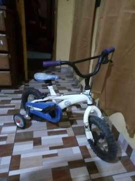 Bicicleta bmx aro 12 segunda mano
