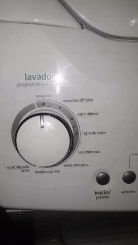 Sevende torre de lavadora y secadora mabe para repuestos