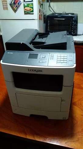 Impresora fotocopiadora Lexmark mx310dn PARA REPUESTOS