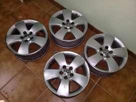 Llantas de aleacion rodado 15 VW