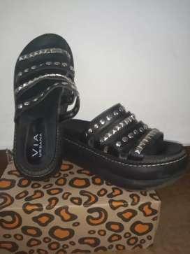 Vendo calzado usado