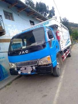 Vendo camión Jac