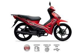 Moto MAVILA New Ares