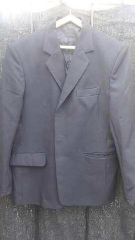 Saco de Hombre Negro Talle 50 Impecable