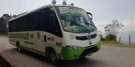 Bus Con Cupo Servicios Especiales Hino 2011