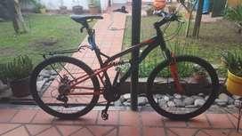 Bicicleta Mountain Bike Philco rodado 26 (precio negociable)