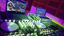 Escuela Curso Taller Clases para DJ , en Vivo MÚSIC TRAIN. Bucaramanga