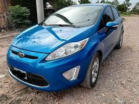 Ford Fiesta Kinectic Titanium 2013