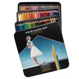 Prismacolor premier juego de 132 unidades, caja de lápices de colores