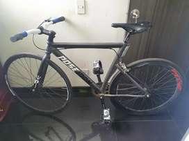 Bicicleta Poseidón Fija Negociable