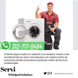 Servicio Técnico de Lavadora & Neveras