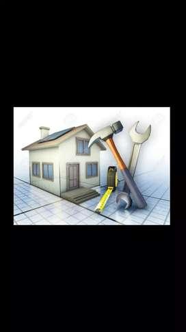 Reparación e instalación en general