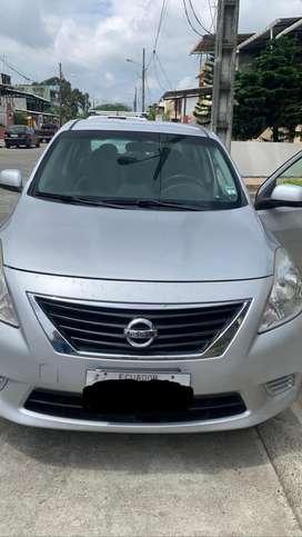 Nissan Versa -2012 - Buenas condiciones -$13.300 ¡Negociable!