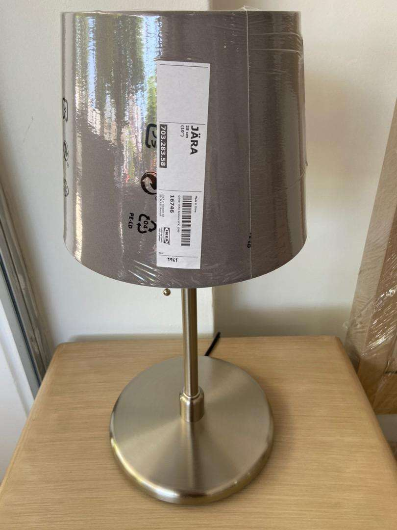 IKEA Set de 2 lamparas de mesa de noche 0